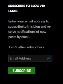 How To Subscribe To Our Blog