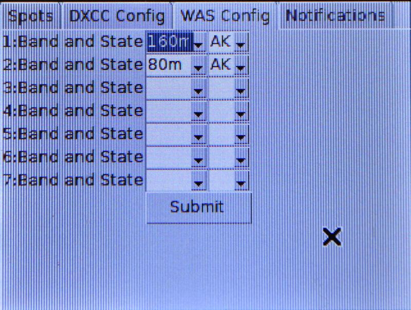 The DX Alarm Clock - A Ham Radio DX Cluster Raspberry Pi Project
