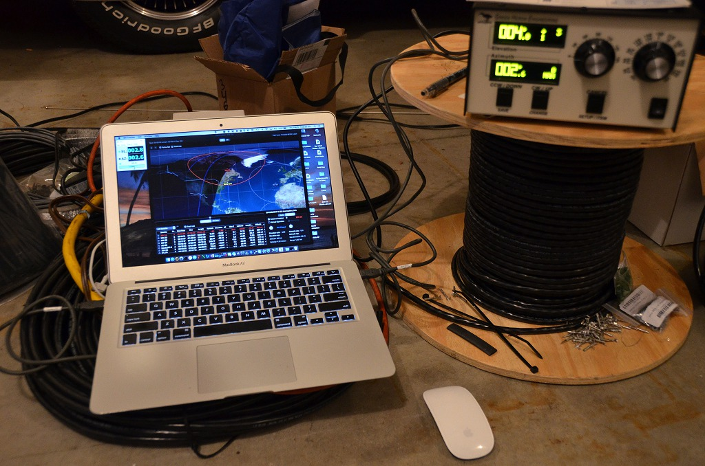 Portable Satellite Station 2 0 - Satellite Antenna System