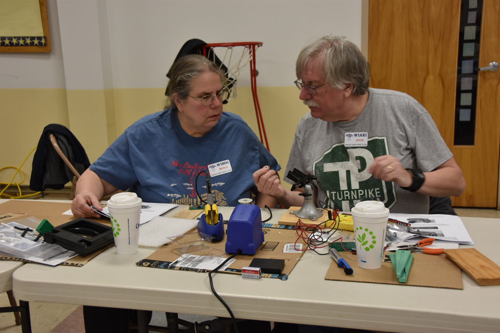 Tech Night Sessions to learn about Ham Radio and Wireless Technology