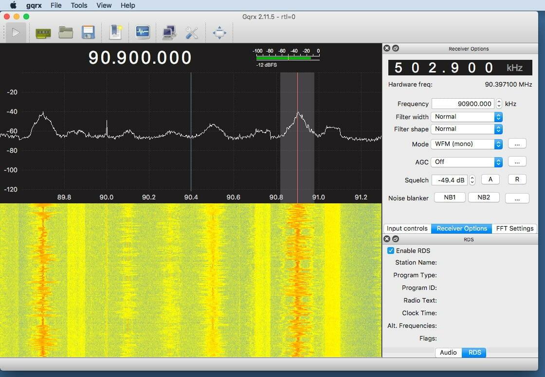 Small Software Defined Radios - Part 2: Software - Nashua