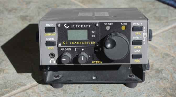 The Elecraft K1 - Nashua Area Radio Society